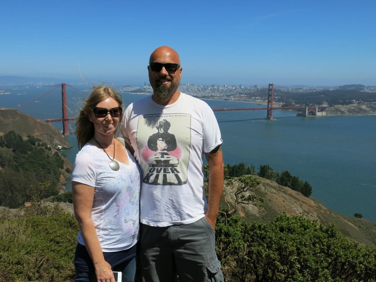 San Francisco! Golden Gate, Alcatraz, gay times, hippies and tikibars!