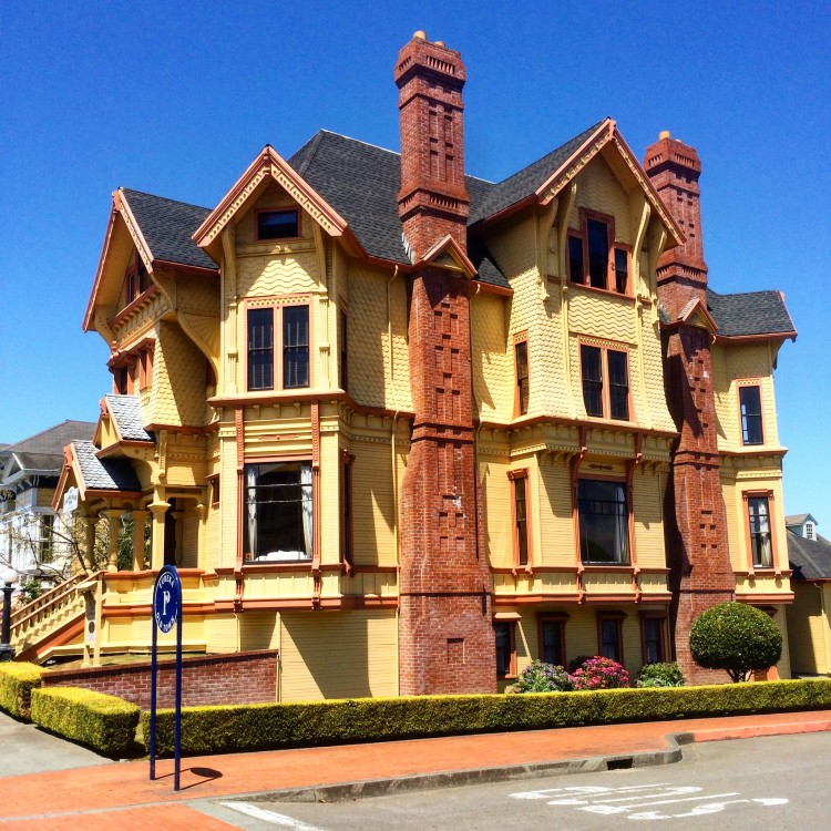 The Victorian Houses of Eureka