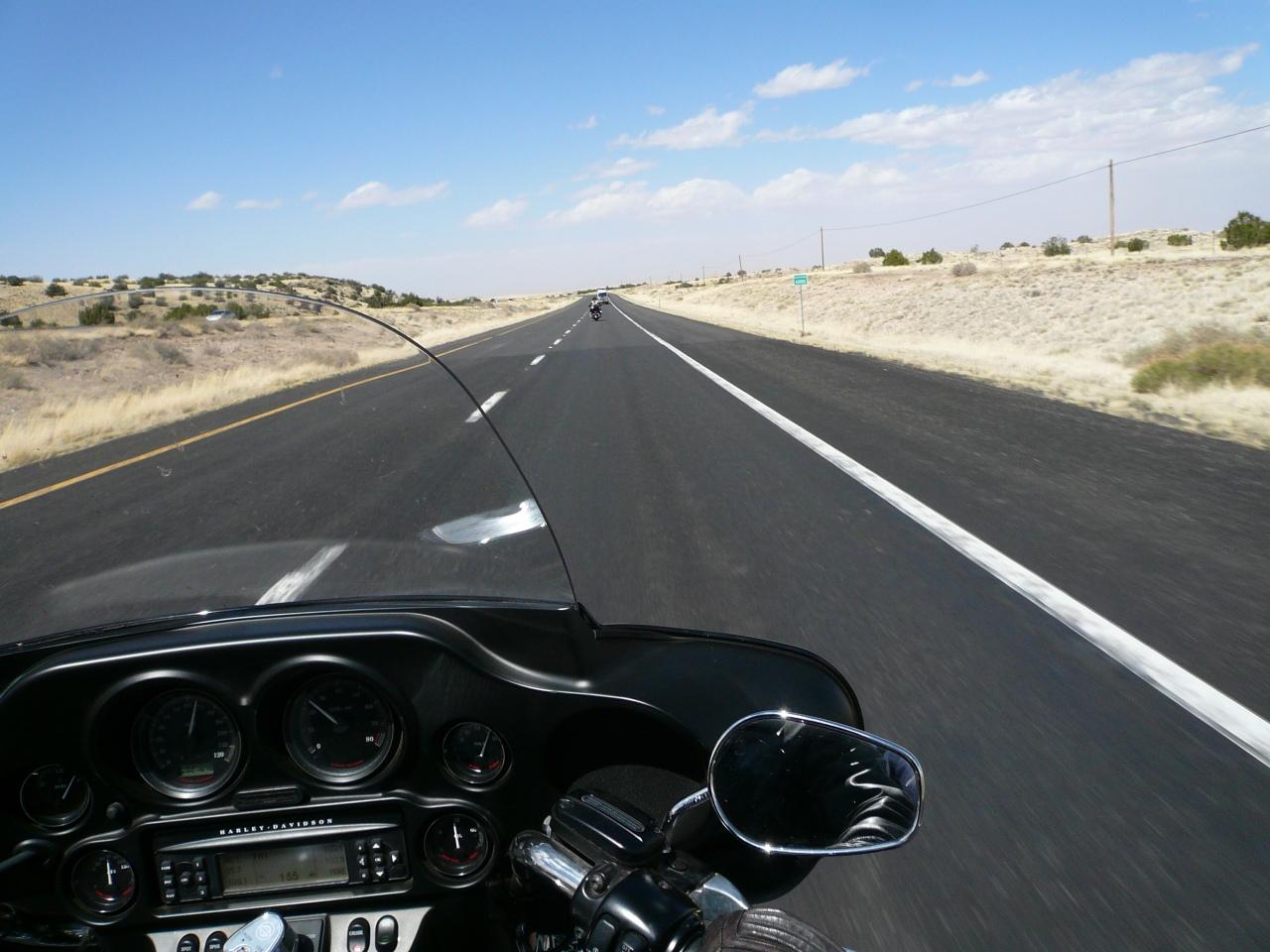The El Paso Loop, Texas/New Mexico,USA.