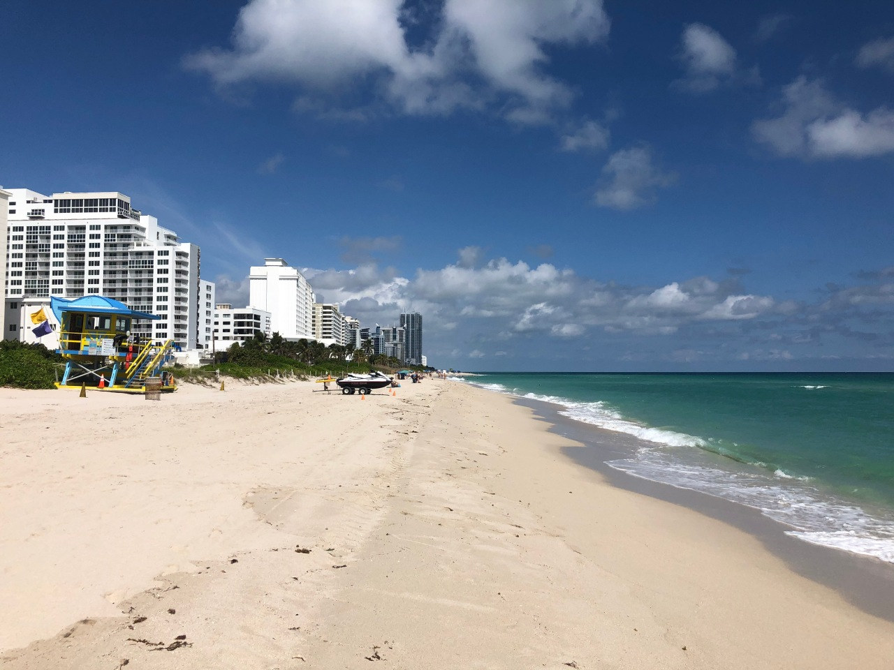 South Beach, Miami dreaming!