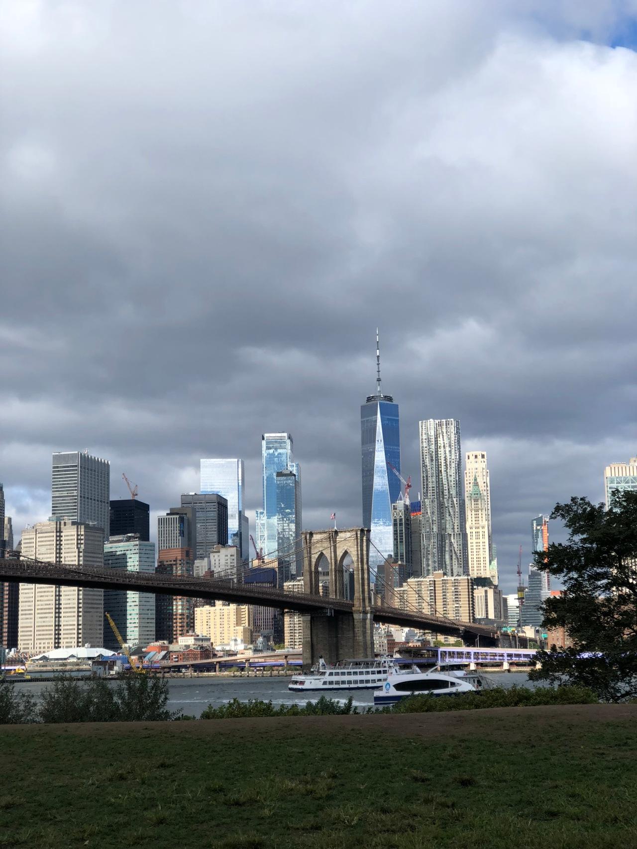 New York City Walks, BrooklynBridge
