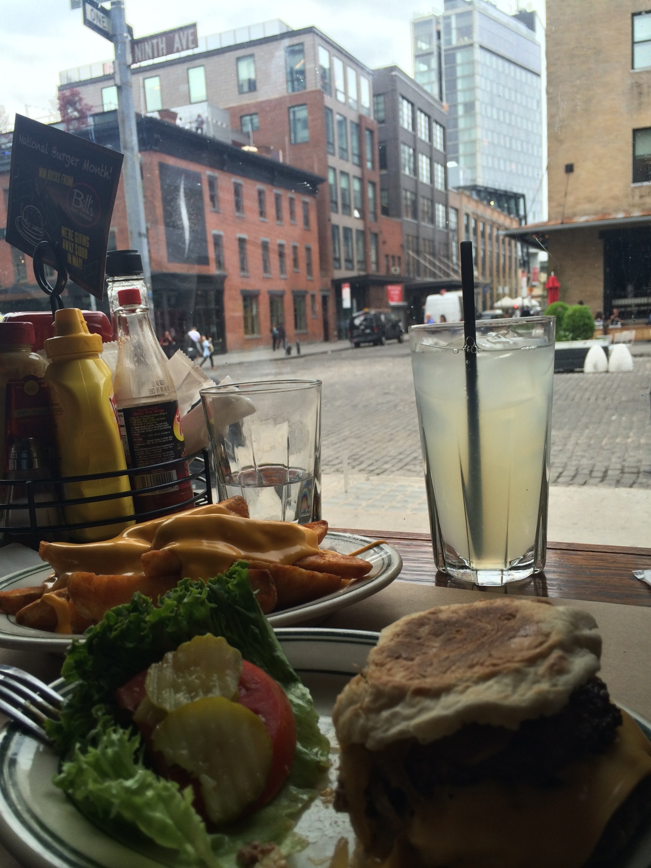 New York's Meatpacking District, a great urban regeneration project and excellent destination for food, drinks andshopping