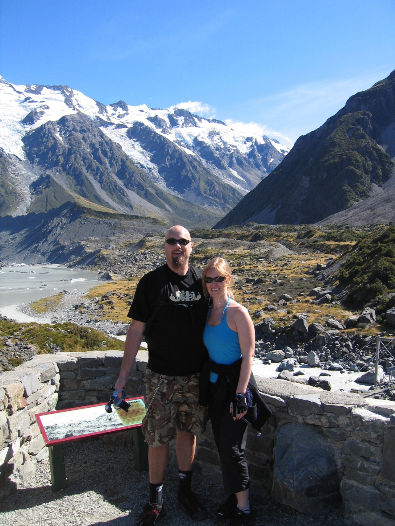 Travelling the South Island of New Zealand, the adventure is outthere!