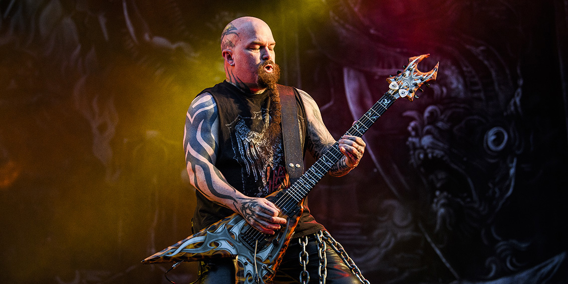 Interview with Kerry King of Slayer