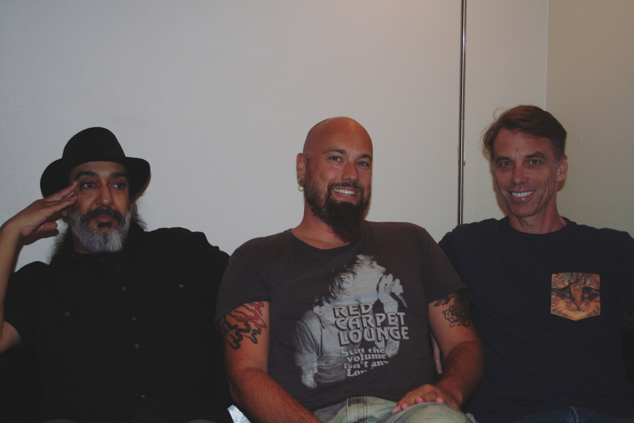 Interview with Matt Cameron and Kim Thayil of Soundgarden