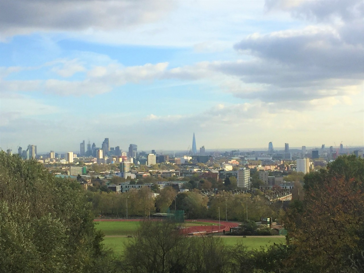 Love Letters to London, Part 5: Hampstead Heath