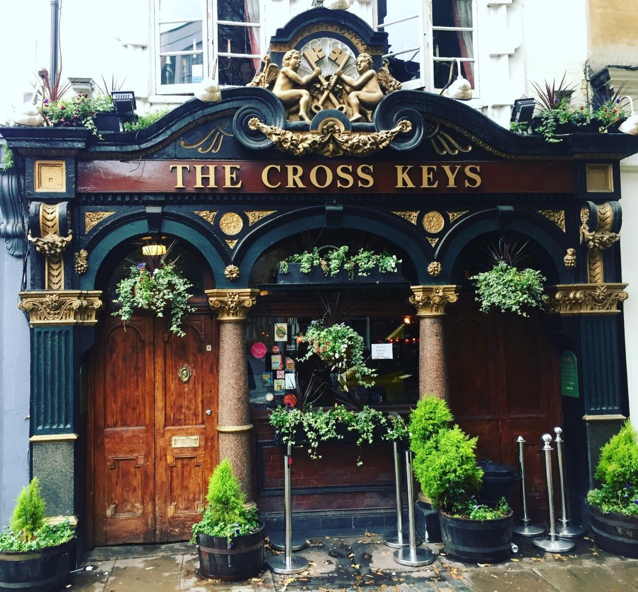 Love Letters to London, Part 6:Pubs!