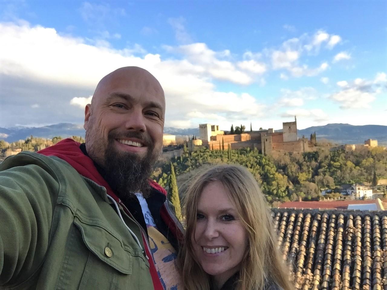 A Short Visit To Granada,Spain