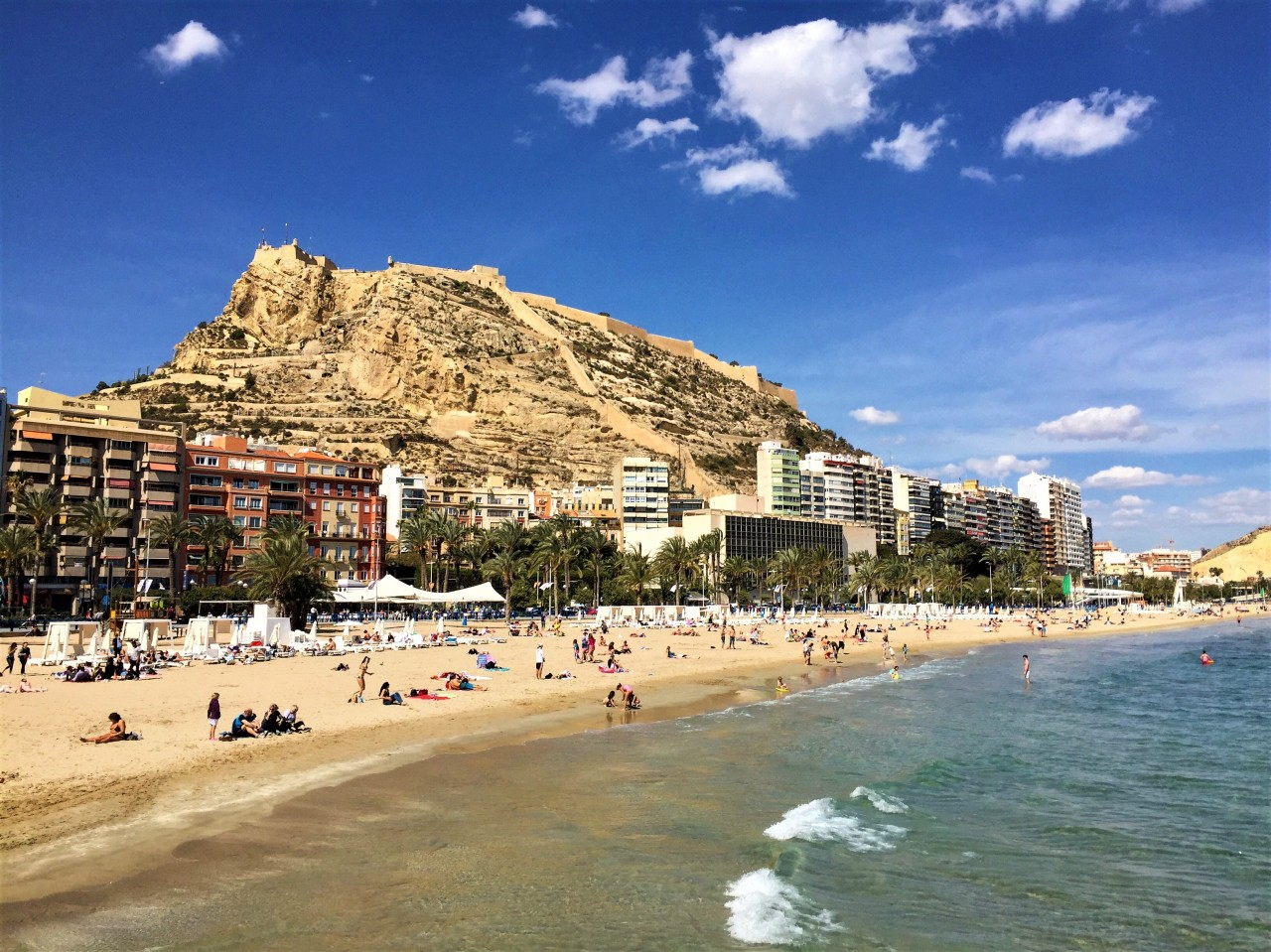 Eating Our Way Through Alicante, Spain (and hanging out with men in pointy hats)