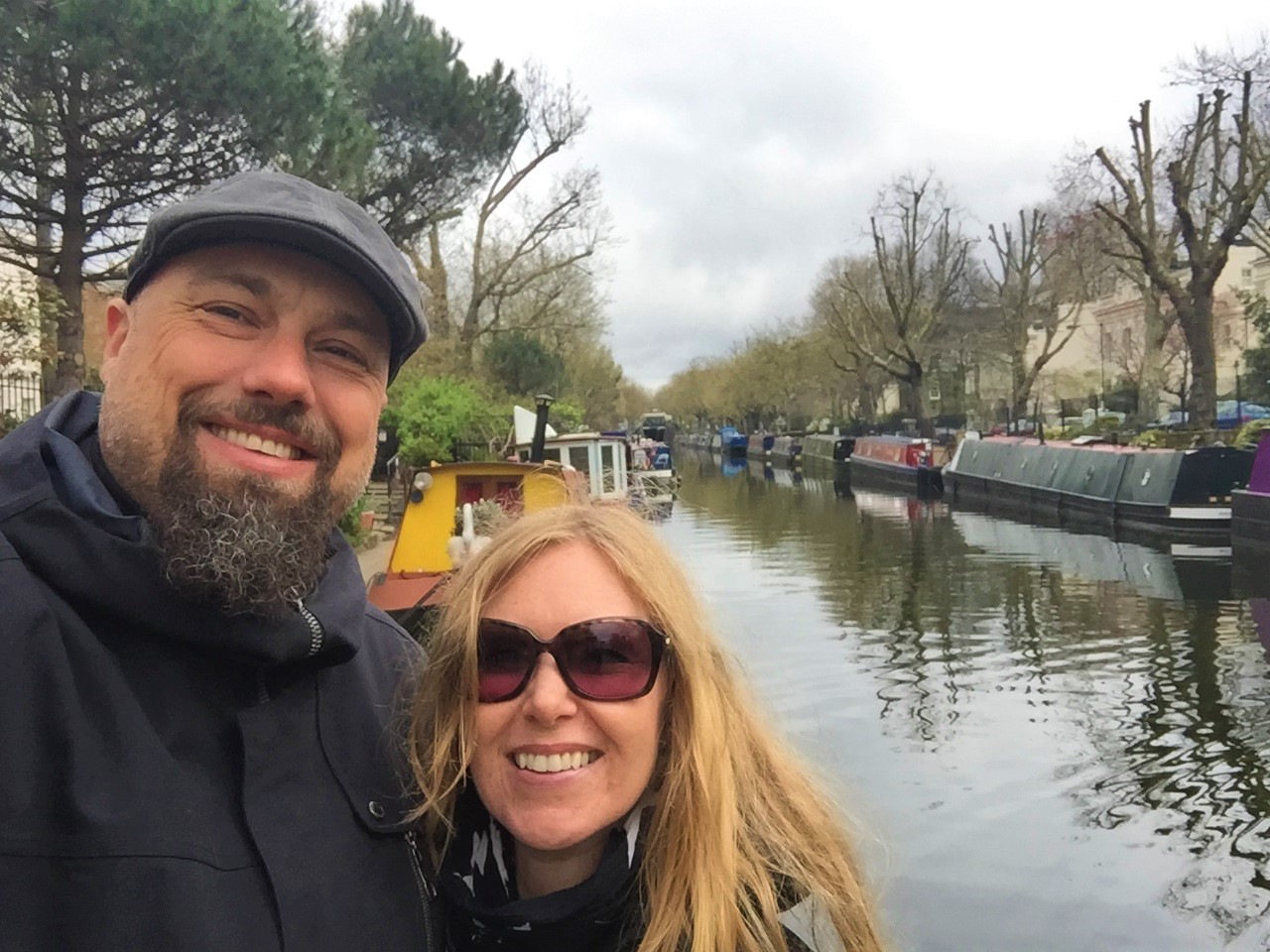 Love Letters to London, Part 3: Regent`s Canal, Paddington to Camden Lock