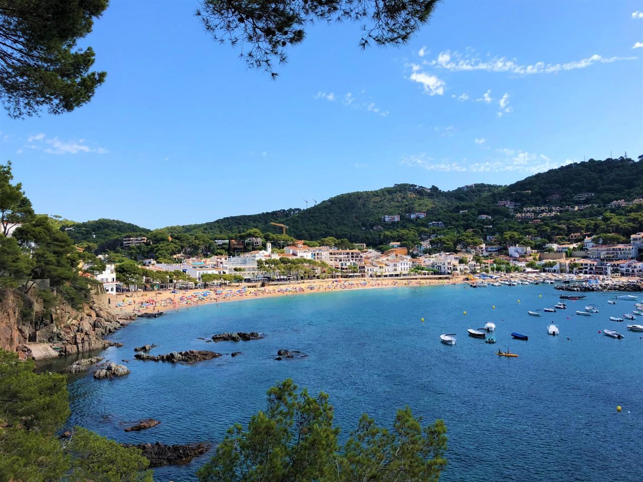 Spain's Costa Brava, Part 1: LLafranc, Calella de Palafrugell and CapRoig